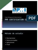 Pmp Certification Course