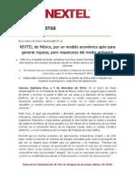 Nextel BP Green Solutions 051210