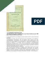 Georges Palante -Sensibilite Individualiste (pdf)
