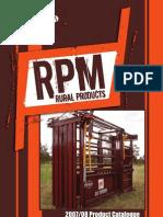 RPM 20Catalogue 20Complete