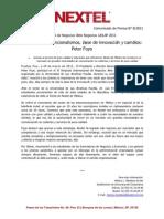 240311 Boletín Nextel UDLAP