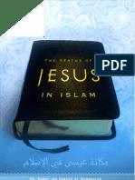 The Status of Jesus Pbuh in Islam