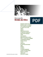 Cancionero Brotes 2008