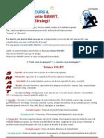 Scopuri SMART Strategii