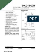1K/2K 5.0V I2C™  Serial EEPROM  I2C