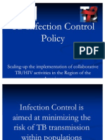 Tuberculosis Infection Control Policy