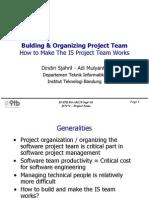 LNIS7171- Project Team