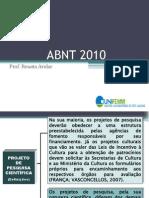ABNT 2010