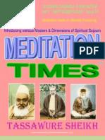 Meditation Times September 2009 PDF