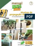 Propagacao de plantas