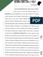 INTERNAS 2011. Acta Notarial Constatacion Rio Turbio