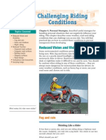 RoadSense for Riders Challenging Riding Conditions MV2076