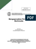 Awalan Mengoperasikan Periferal Multimedia