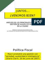 Gestión Macri