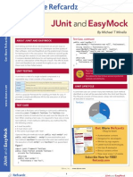 Junit+EasyMock