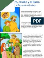 El Hombre, el Niño y el Burro - A Man, a Boy and a Donkey