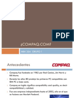 MBA36A G1 - Caso Compaq