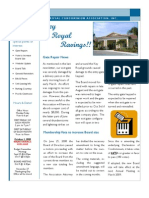 Key Royal Newsletter - September 2008