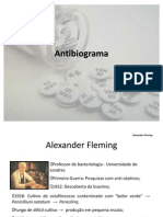 Aula Antibiograma