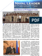 The Naval Leader March 2011