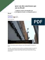 Como comprar em sites americanos que não entregam no Brasil