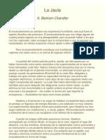 A. Bertram Chandler - La Jaula