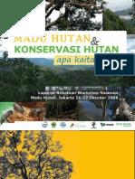 Prociding Workshop Madu Hutan dan Konservasi