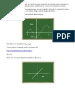 grafico de algumas funções