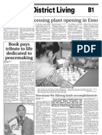 Meat Processing Plant Opens