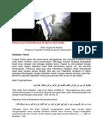 Kehancuran Israel Menurut Al-Qur'An