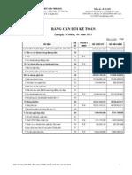 BCTC Quy 2-2011 (Truoc Kiem Toan)
