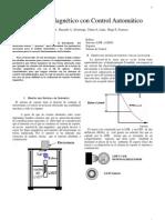 Proyecto Levitacion Magnetica Ieee2[1]