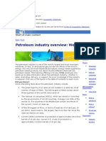 Petr Industry Overview
