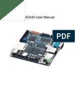 Mini2440 Manual (English)