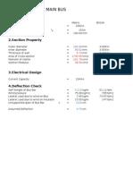 Busbar Design PARW