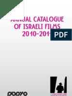 Israeli Annual Film Guide 2010-2011