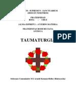 Krumm Heller - Curso de Taumaturgia
