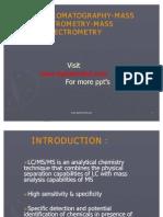 57891569 Liquid Chromatography Mass Spectro