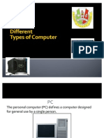 Different of Computer