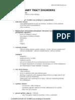 Urology notes