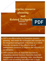 131957 2881 ERP and Related Technologies