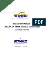Rema Installation Manual