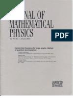 Journal of Mathematical Physics