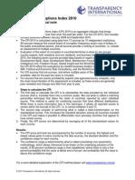 CPI2010 Short Method En
