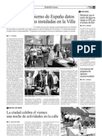 Sesión plenaria La Orotava 26/07/11