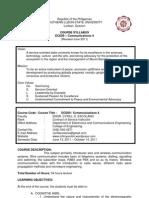 ECE09 Syllabus