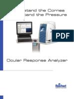 Ocular Response Analyzer Brochure