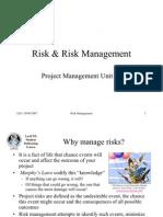 PM05 - Risk Management