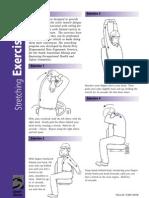 Stretching Exercies