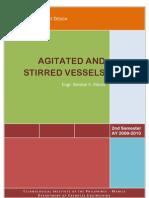Agitated Vessels